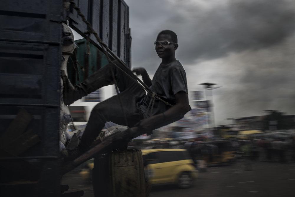 Kinshasa, 2018.