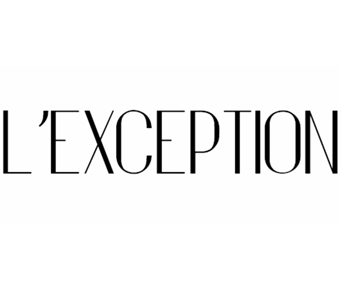 (coming soon) www.lexception.com
