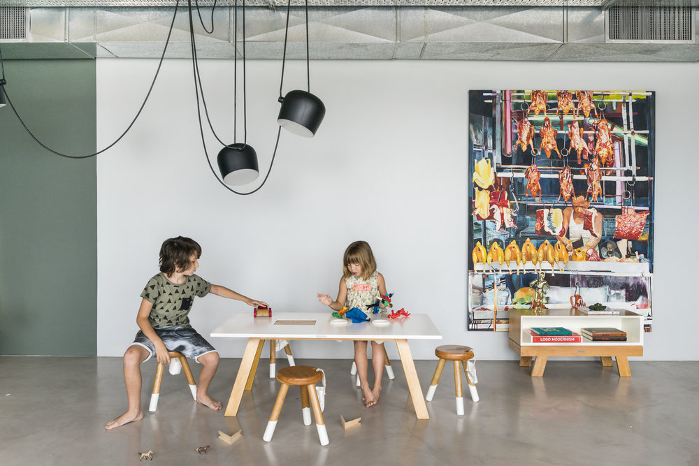 - KRETHAUS is a contemporary children's furniture company dedicated to creating a nurturing environment for young families. Every piece fuses contemporary design with materials of exceptional quality and is brought to life by hand-made craftsmanship.