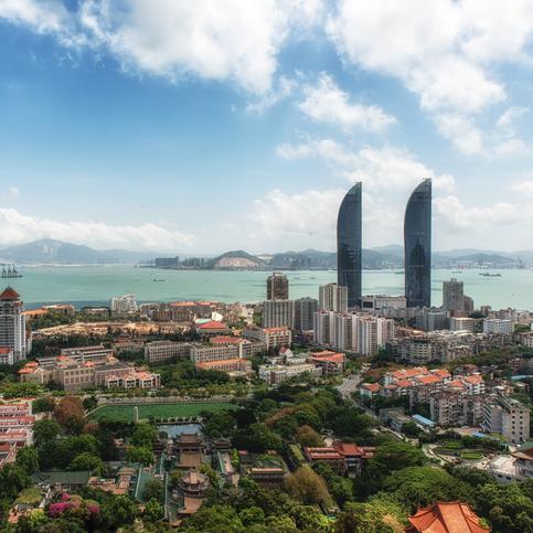 Xiamen -