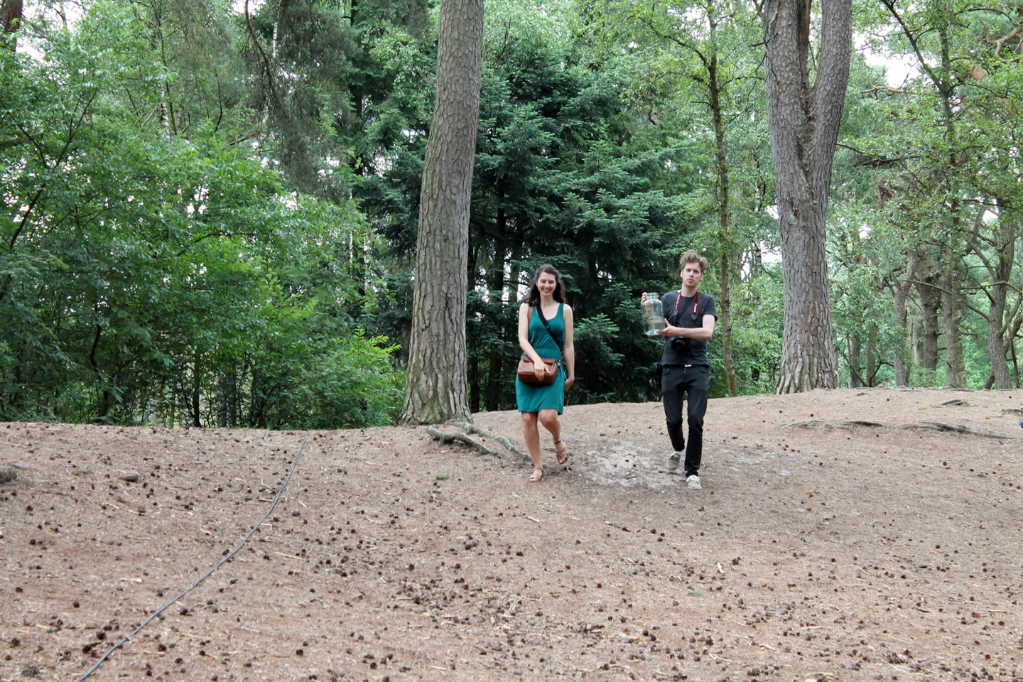 wedding in the woods - making of - inspire styling-14