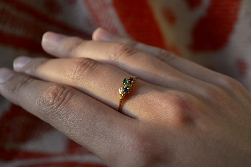 engagement ring - Inspire Styling journal