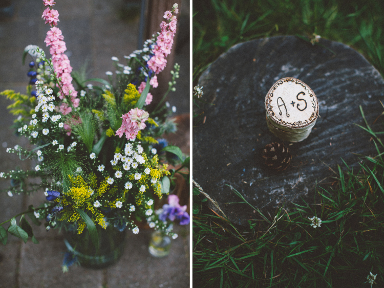 bohemian wedding in the woods | photo by 88forever | Styling by Inspire Styling Weddings