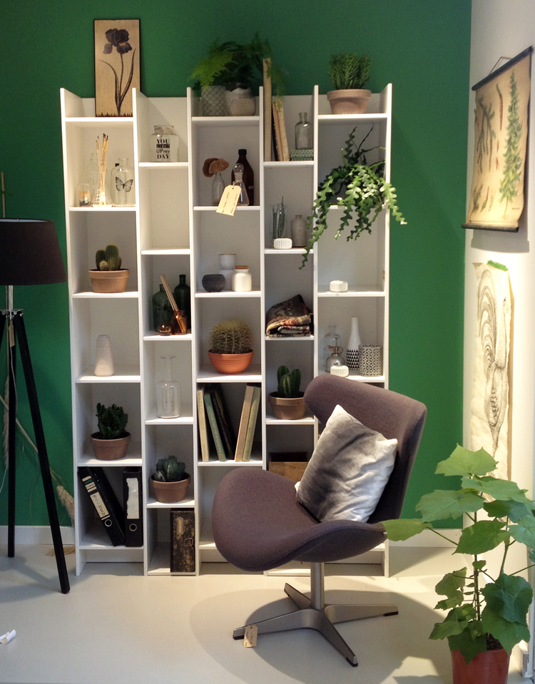 woonbeurs 2014 - Karwei stand, styling by StyleCookie  | Inspire Styling journal