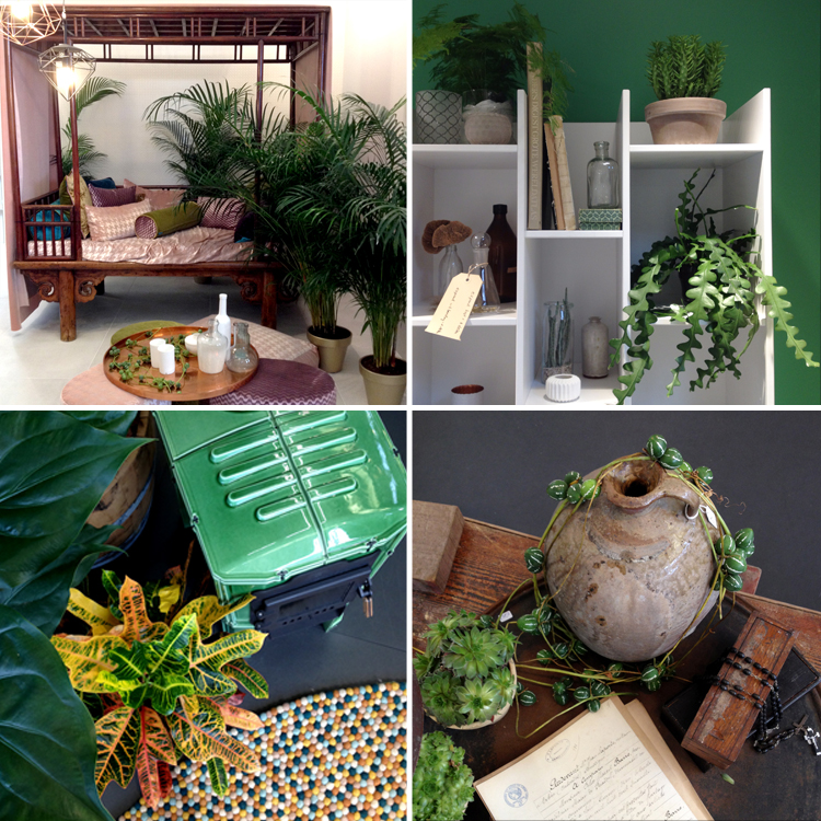 woonbeurs 2014 - plants | Inspire Styling journal