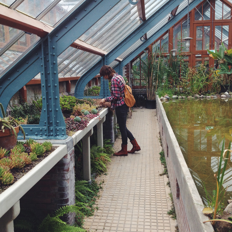 greenhouse wanderer | Inspire Styling journal