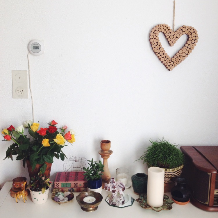 collected, Inspire Styling home | @annevanmidden on instagram