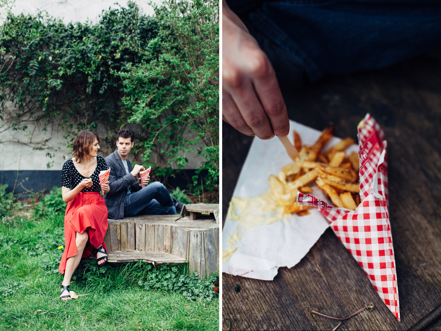 loveshoot in Amersfoort - Anne+Stefan - photo by OAK&FIR - Inspire Styling blog