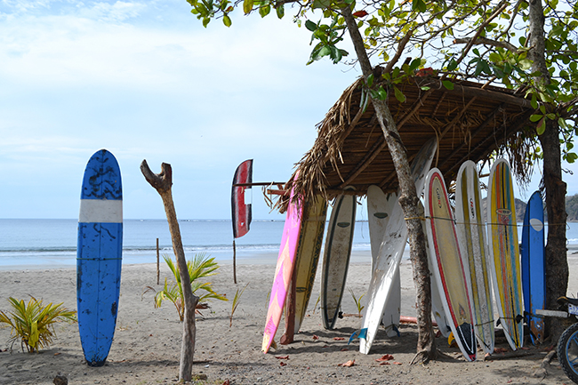 Playa Carillo, Costa Rica © Anne van Midden