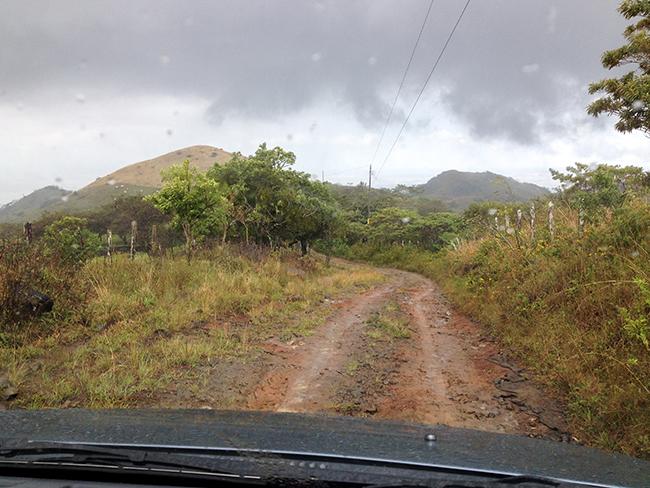 driving Costa Rica © Anne van Midden