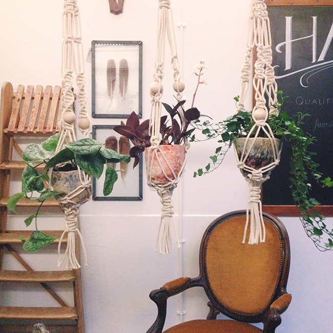 macrame workshop emily katz - annevanmidden on Instagram