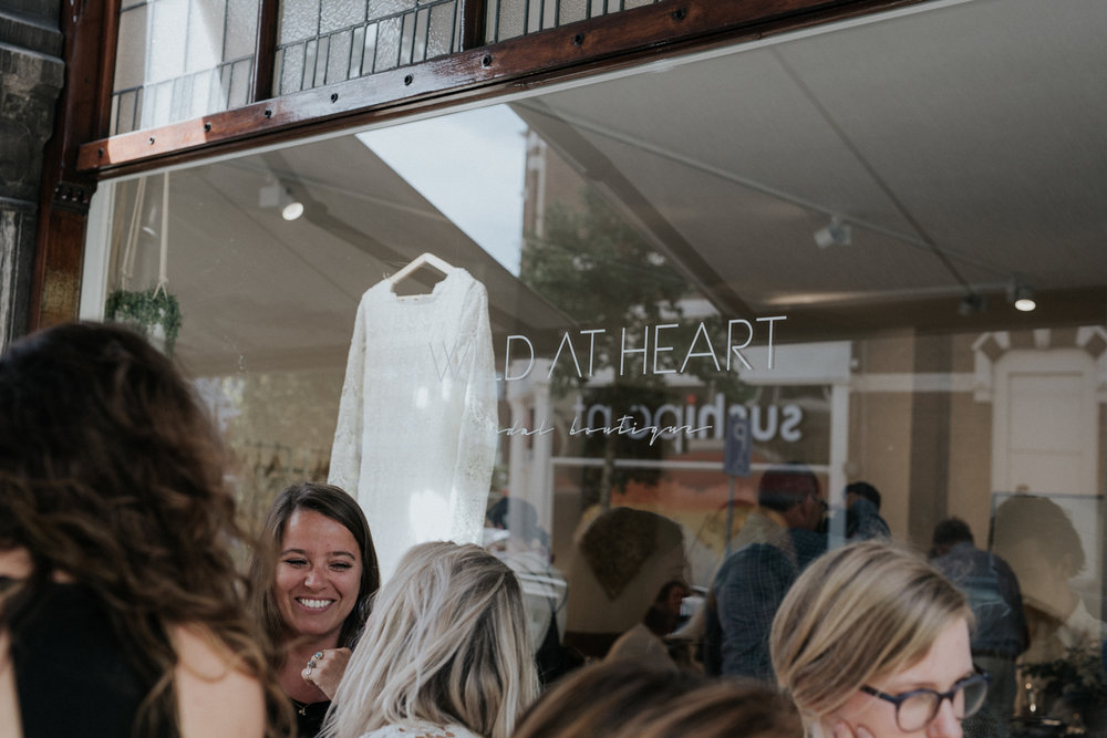 wild at heart bridal / inspire styling / marilyn bartman