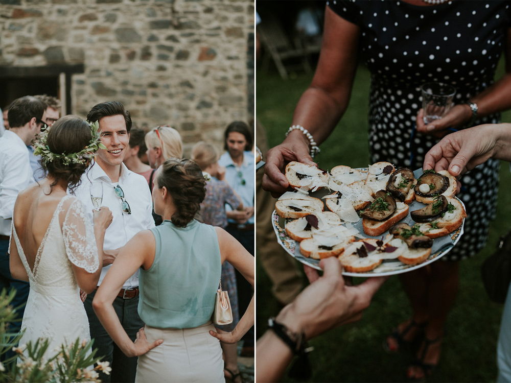 midsummer wedding / inspire styling / photo by oak&fir