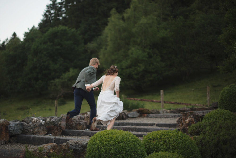 wedding for adventures - inspire styling