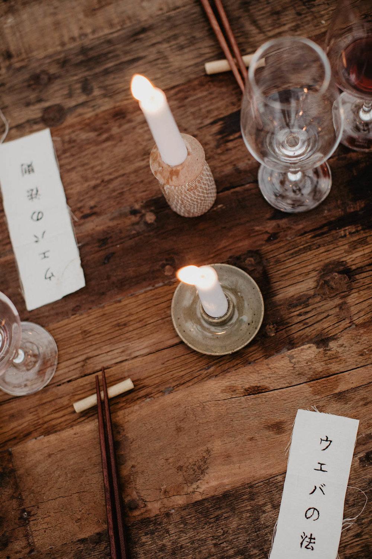 wet van weber asian edition - inspire styling - danielle reizevoort