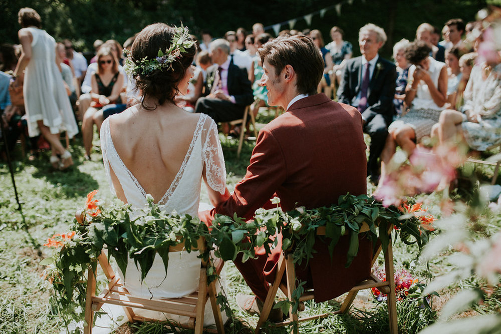 midsummer wedding - inspire styling - oak and fir