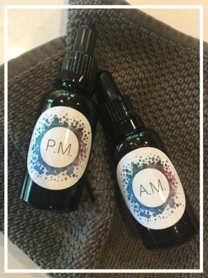 My A.M and P.M Skin Perfection Serums