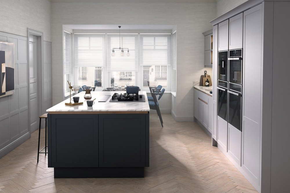 Ideas Kitchens Nottingham