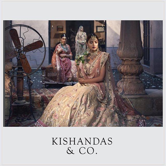 Bringing you jewels that last generations. Timeless heritage jewels by #KishandasAndCo.  Outfit courtesy : @houseofkotwara  #throwback #kishandasjewellery #heritagehyderabad #since1870 #lookbook #jewellerymaking #indianjewellery