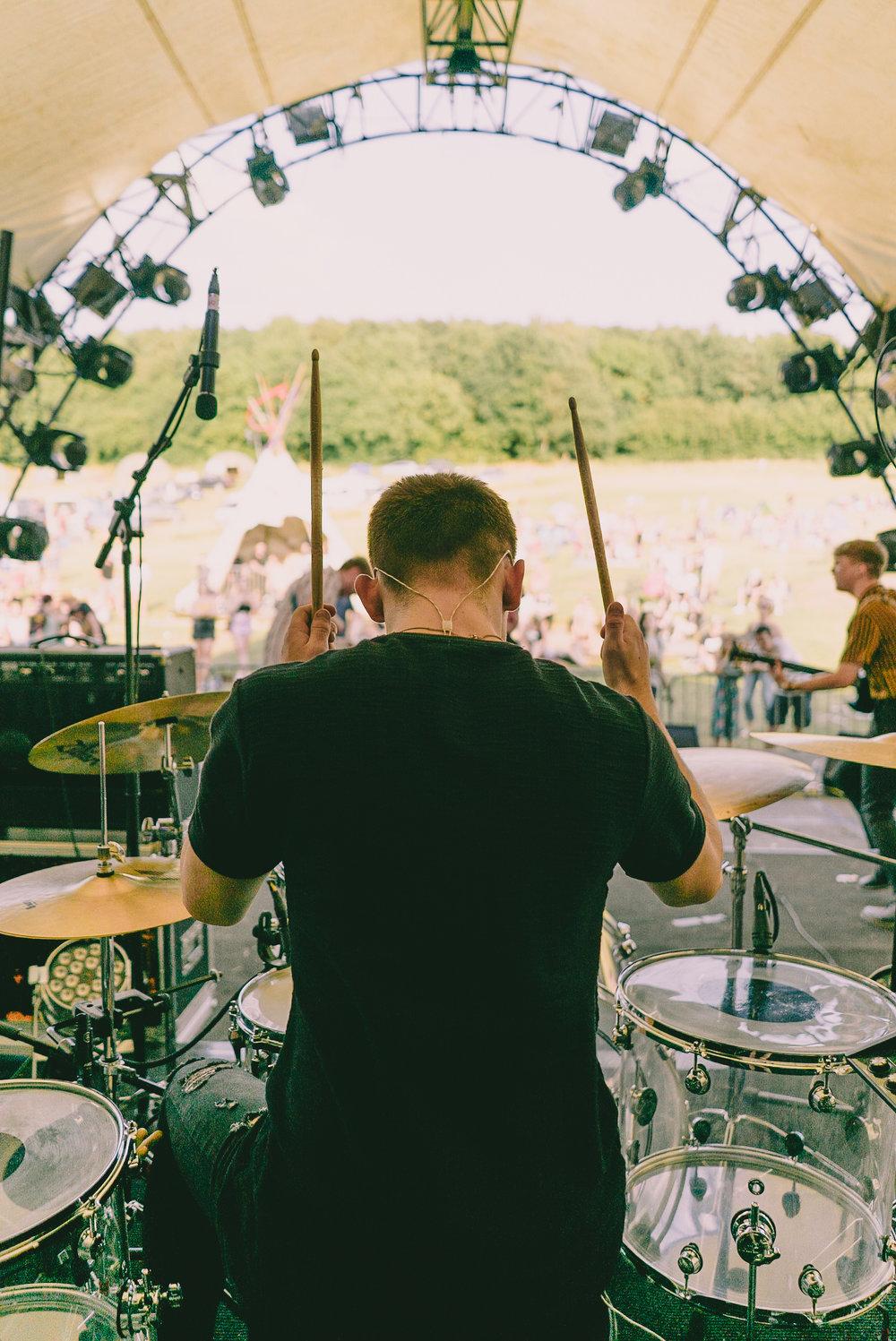 ASHFIELDS at Wellow Festival, Newark 14.7