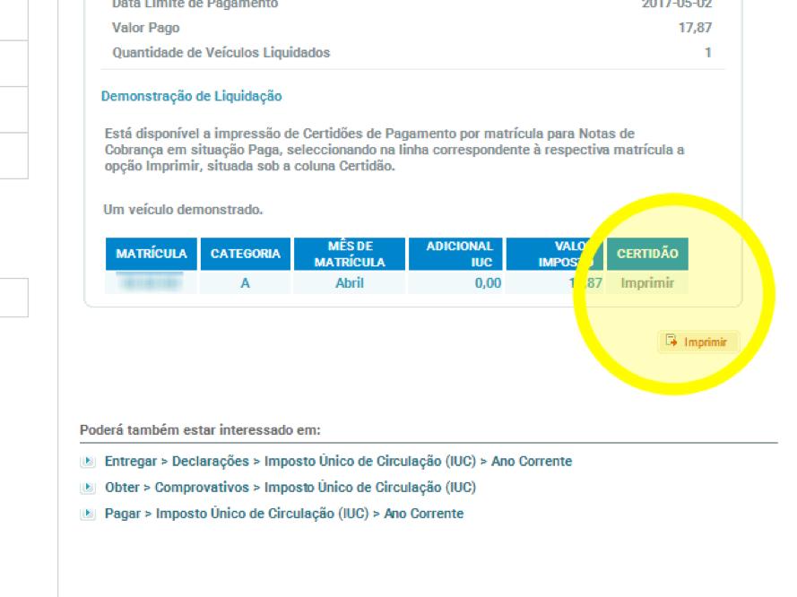 1afc3c50b How to pay Imposto Único Circulação IUC tax online