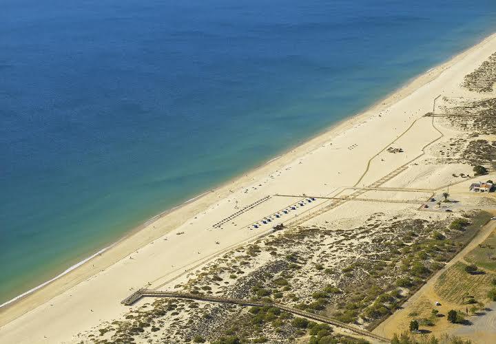 L'Algarve est connue pour ses plages d'eau chaude