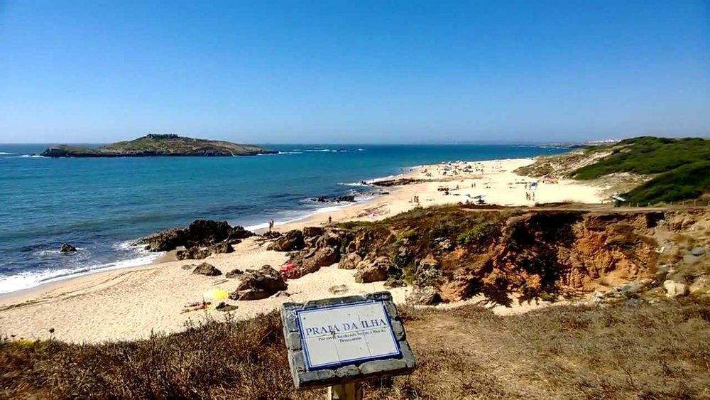 Praia da Ilha do Pessegueiro is located in Sines and is a wild beach