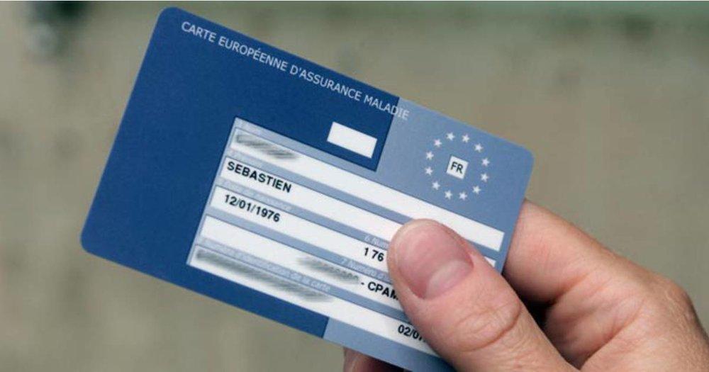 La carte européenne d'assurance maladie pourra vous être d'une aide précieuse