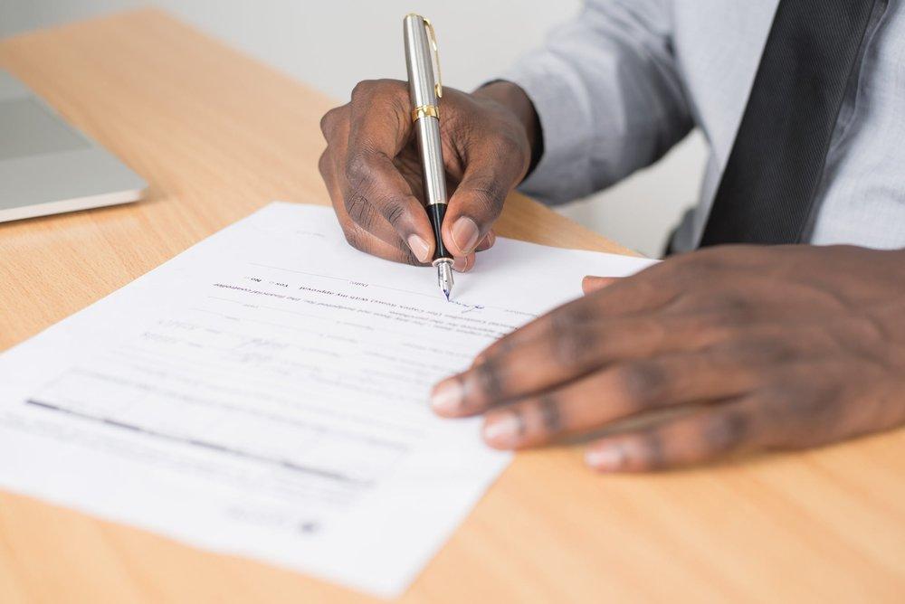 N'oubliez pas de résilier vos contrats en cours