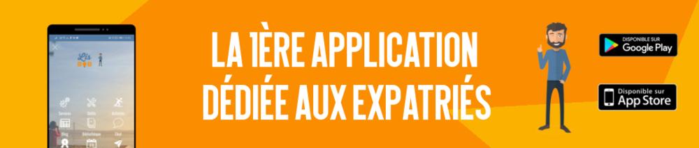 Téléchargez gratuitement l'application des expatriés au Portugal !