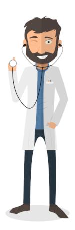 Retrouvez Docteur Bob sur l'application Lisbob !