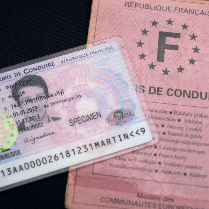 échange permis de conduire - 299 €