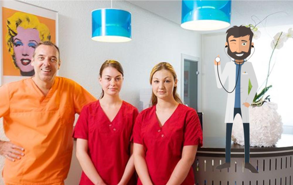 Prendre rendez-vous avec un dentiste francophone à Lisbonne est désormais possible !
