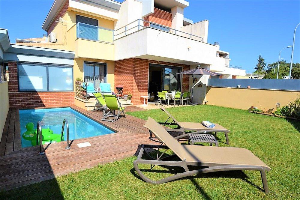Villa de 180 m2 située à Albufeira