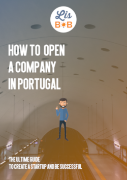 how to open a company in Portugal book