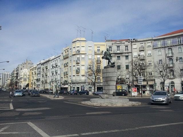 Les commerçants de la Praça do Chile font grise mine