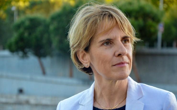 Samantha Cazebonne s'adresse aux Français du Portugal