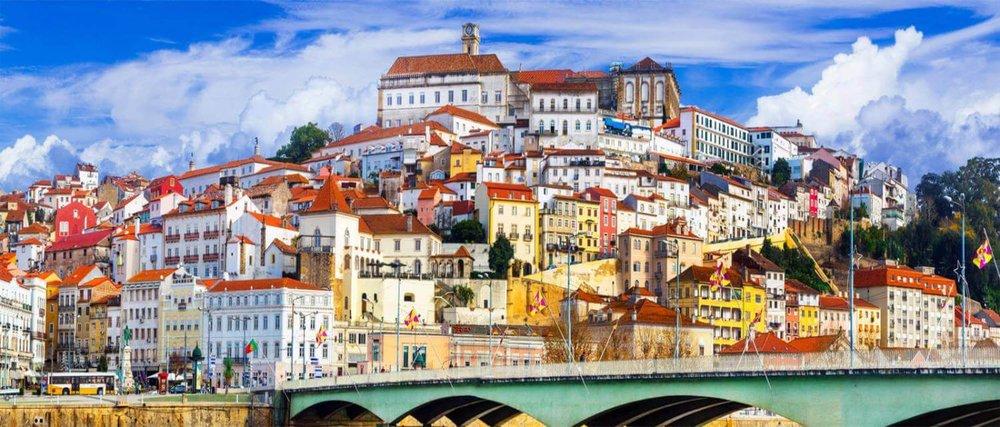 Coimbra est une ville qui mérite de prendre en compte pour y passer sa retraite