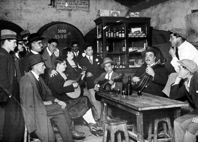 Concert traditionnel de Fado à Lisbonne