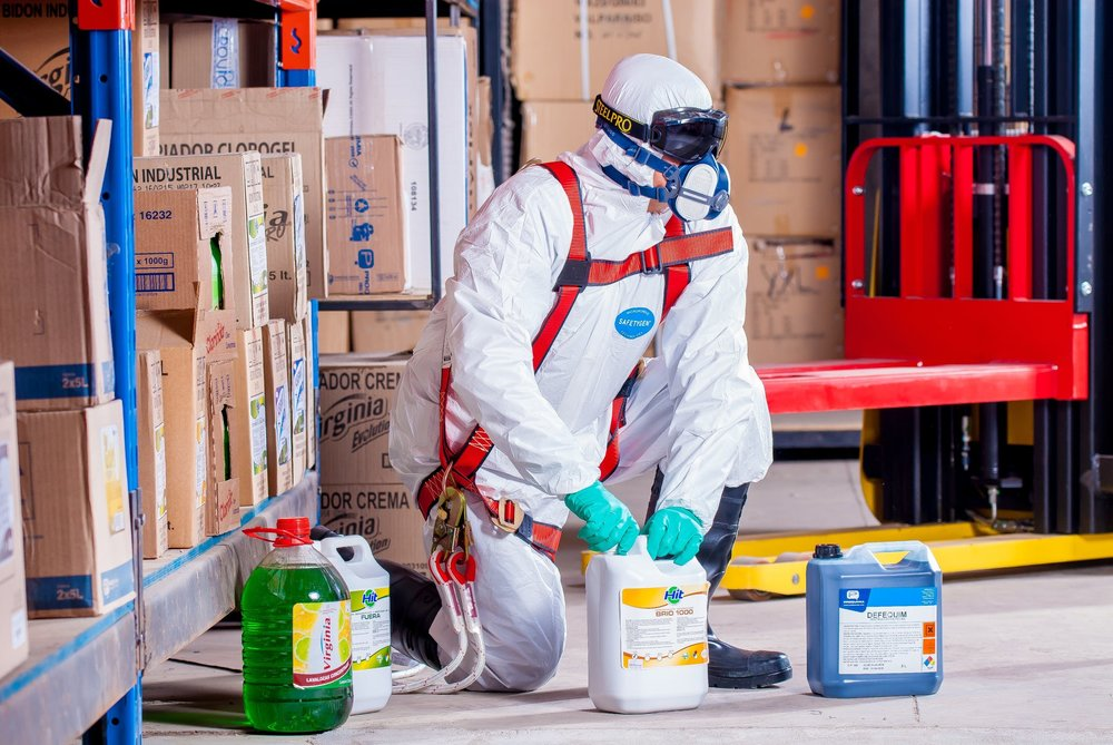 If your job is considered as dangerous you might know before your rights regarding work accident