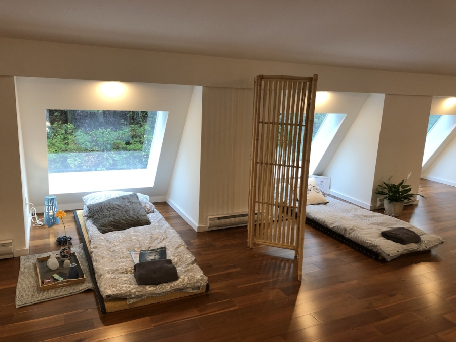 Japanese dorm