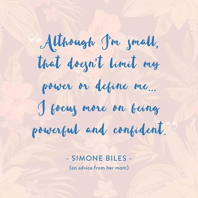 Was so great to watch humble and talented #simonebiles close the olympics representing USA last night!#motivationmonday