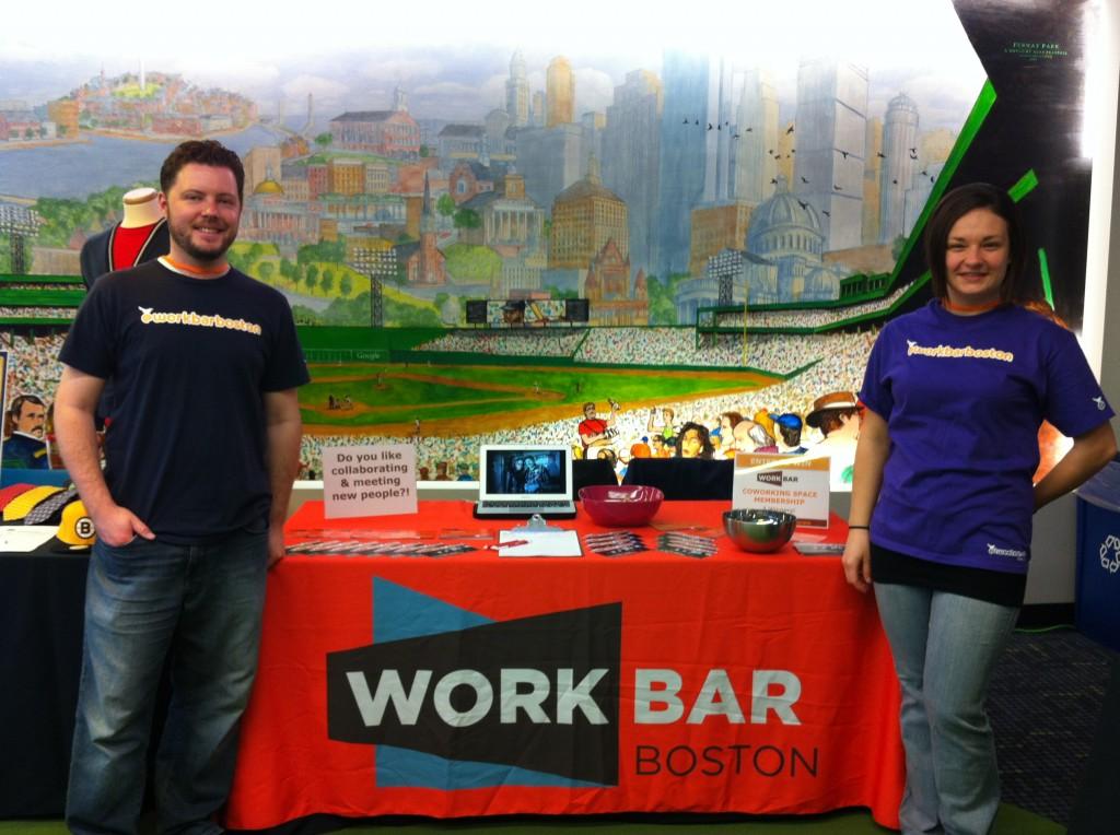 Workbar Boston Table