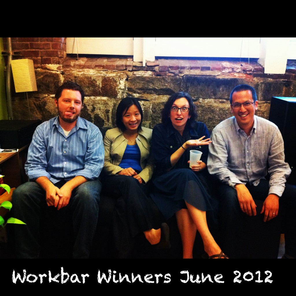 Workbar Winners