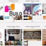 Workbar Pinterest
