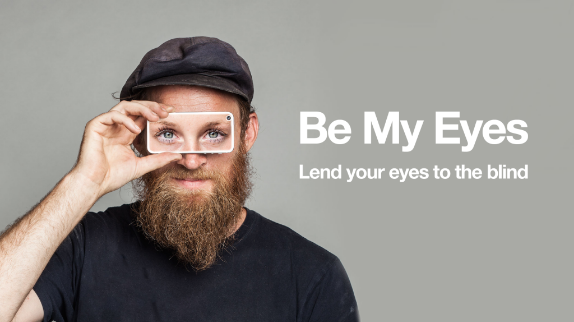 """alt= """"blind entrepreneur"""""""