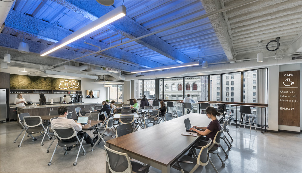 Coworking in Back Bay