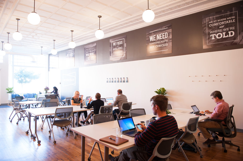 Coworking in Union Square