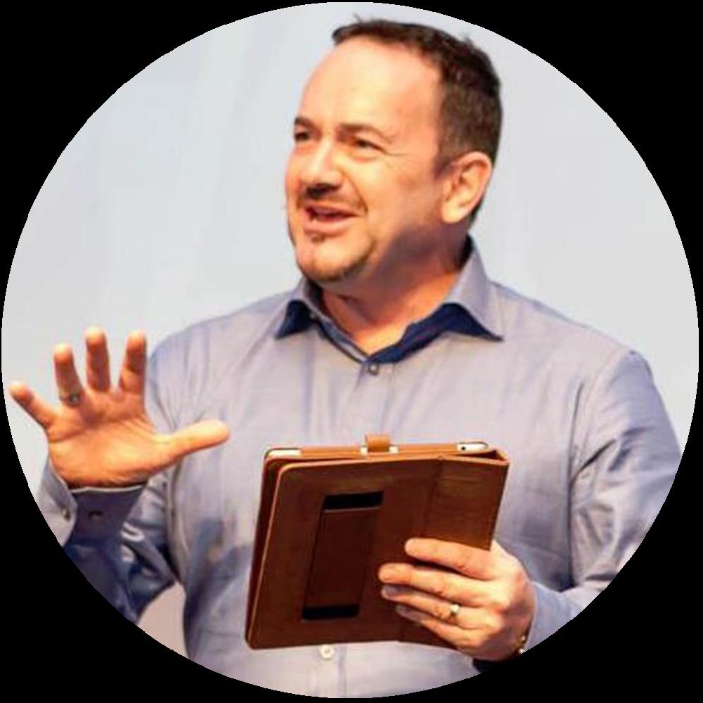Pastor Nick Hughes - Senior Pastor, Emmanuel Gateway