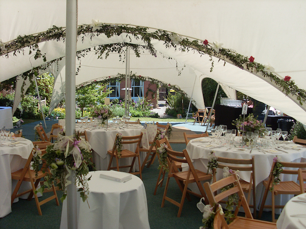 These 2 Marquees £1032 inc VAT